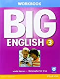 Big English 3 Workbook w/AudioCD