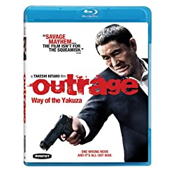 Outrage: Way of the Yakuza [Blu-ray]
