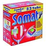 Somat Geschirrspülmaschinen-Tabs Somat 7 JumboPack VE=52 Tabs