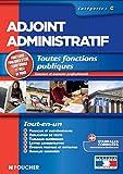 echange, troc Thierry Marquetty, Odile Girault, Olivier Berthou, Véronique Saunier - Adjoint administratif catégorie C. Concours Examen professionnel