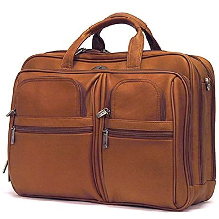 Samsonite Business Leather Laptop Bag