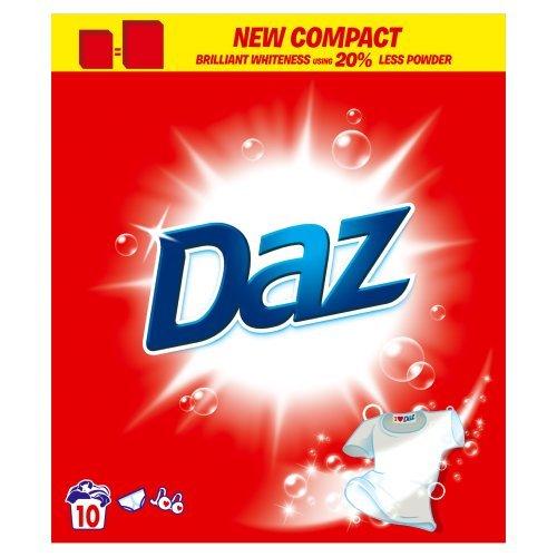 Daz Washing Powder, 10 Washes