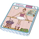 Mudpuppy Ballerinas Magnetic Figures