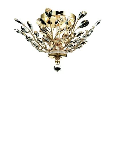 Crystal Lighting Orchid Flush Mount