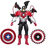 Marvel Captain America With Spinning Shield