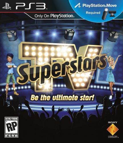 TV Superstars - Playstation 3 - 1