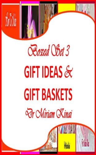 Free Kindle Book : Boxed Set 3 Gift Ideas and Gift Baskets