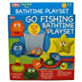 Go Fishing Bathtime Playset