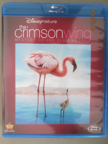 Disneynature: Crimson Wing - The Mystery of the Flamingo (Two-Disc Blu-ray/DVD Combo) by Walt Disney Studios Home Entertainment