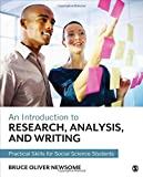 An Introduction to Research, Analysis, and Writing: Practical Skills for Social Science Students