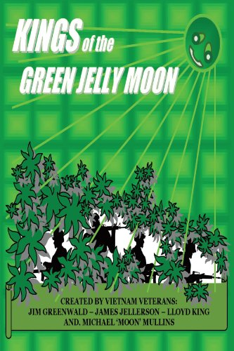 Image of Kings Of The Green Jelly Moon: The Book, Volume 1.5