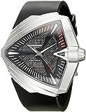 Hamilton Men's H24655331 Ventura Analog Display Automatic Self Wind Black Watch