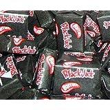 Black Jacks Chews 250 gram bag (1/4 kilo)
