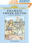 Favorite Greek Myths (Dover Children'...