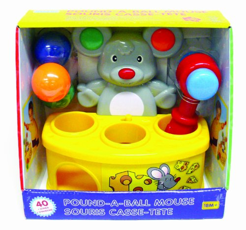megcos Pound-a-Ball Mouse