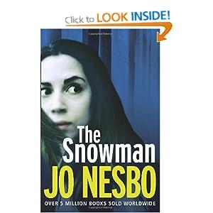 The Snowman (Harry Hole, Book 7) Jo Nesbo and Don Bartlett