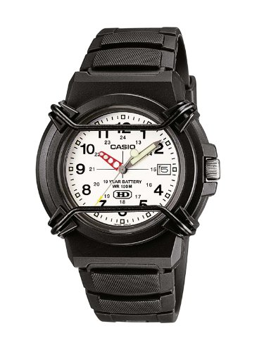 Casio Men's Analogue Watch HDA-600B-7BVEF With Resin Strap