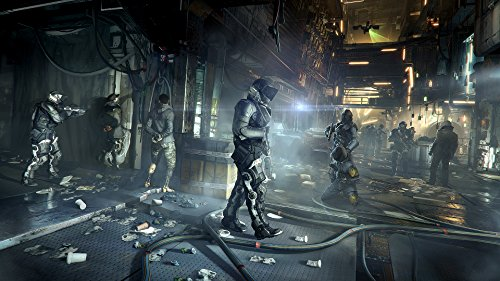 Deus Ex: Mankind Divided Steam Code galerija