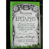 Discovering Epitaphs (Discovering S.)by Geoffrey N. Wright