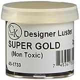 Oasis supply Lustre Dust, Egyptian Gold (Super Gold), 2 Gram
