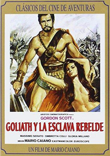 Goliath y la esclava Revelde [Edizione: Spagna]