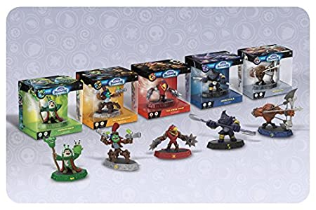 Skylanders Imaginators Sensei Villains 5PK