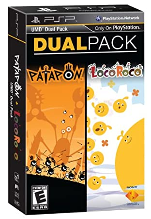 Patapon and Loco Roco - 2 Pack