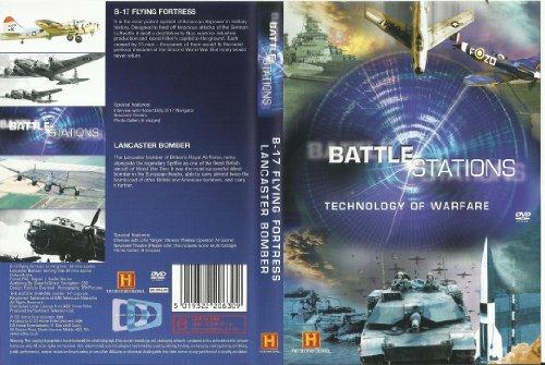 Battle Stations: B-17 Flying Fortress / Lancaster Bomber (Technology of Warfare S.)