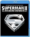 スーパーマンⅡ リチャード・ドナーCUT版(初回生産限定スペシャル・パッケージ) [Blu-ray]