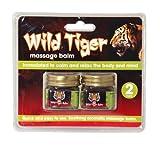 Wild Tiger Massage Balm 2 Pack 20g