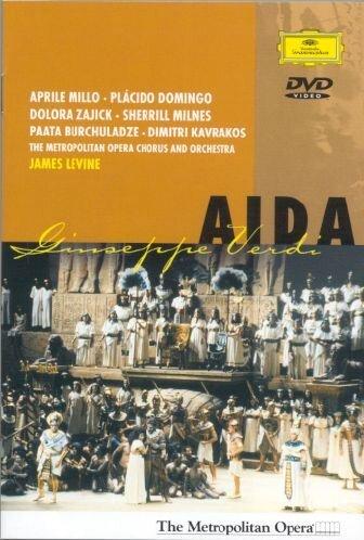DVD : Plácido Domingo - Aida (DVD)