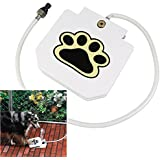 Mudder Dog Water Fountain, Pet Drinking Training Tool, with 39 Inches Hose