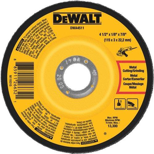 DEWALT DADH7NMD10 7-Inch by 7//8-Inch Medium NonWoven Disc