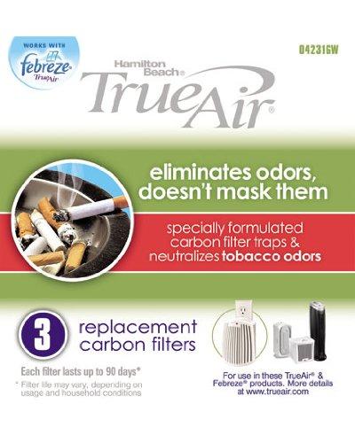 Cheap Hamilton Beach True Air Carbon Filter for Tobacco Odors (3 Pack) (B004QOOBL0)