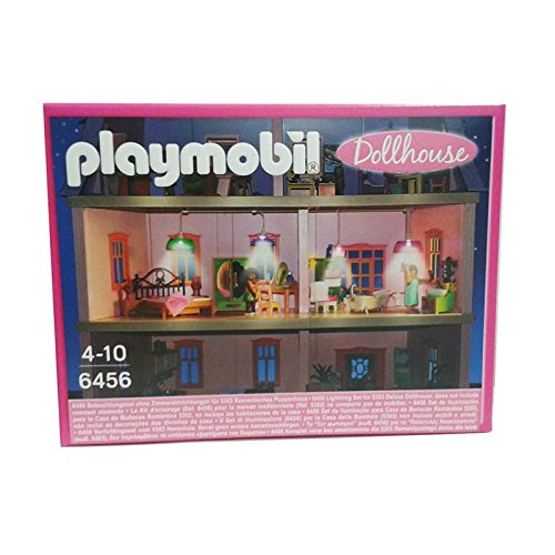 PLAYMOBIL 6456 Beleuchtungsset für alle Playmobil