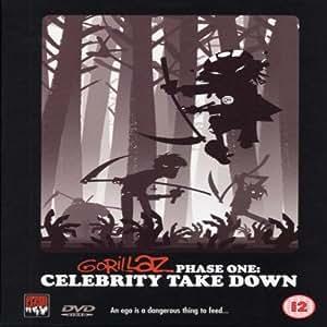 Gorillaz : Phase One, Celebrity Take Down [Inclus un CD-Rom] - Digipack Édition Limitée