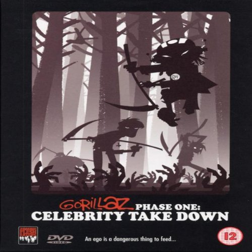 Gorillaz - Phase One - Celebrity Take Down - Limited Edition [DVD]