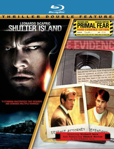 Shutter Island / Primal Fear (Two-Pack) [Blu-ray]