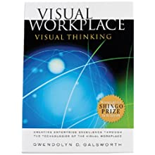 Brady 113241 Visual Workplace Visual Thinking Book