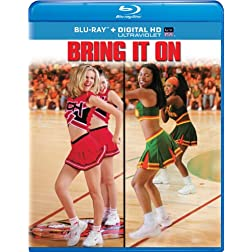 Bring It On (Blu-ray + DIGITAL HD with UltraViolet)