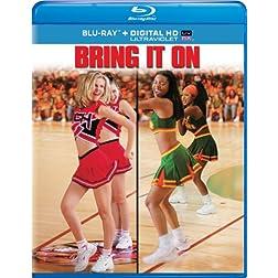 Bring It On (Blu-ray + DIGITAL HD with UltraViolet)