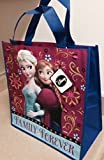 Disney Frozen Elsa Anna Shopping Tote Family Forever