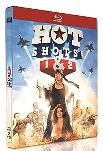 Hot Shots ! + Hot Shots ! 2 [Édition Limitée boîtier SteelBook]