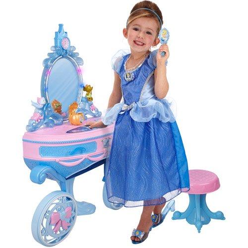 Disney Princess Enchanted Cinderella Vanity