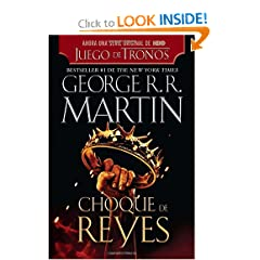 Choque de reyes (Vintage Espanol) (Spanish Edition) by George R.R. Martin