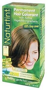 Naturtint - Permanent Hair Colorant - 1N Ebony Black, 5.28 fl oz
