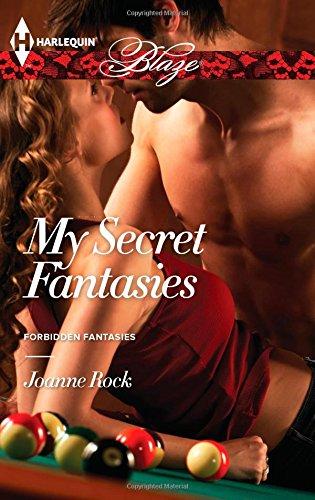 Image of My Secret Fantasies (Harlequin Blaze\Forbidden Fantasies)