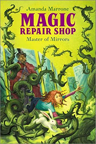 book cover of The Master of Mirrors
