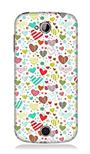 Acer Liquid Z530 3Dimensional High Quality Back cover by 7C