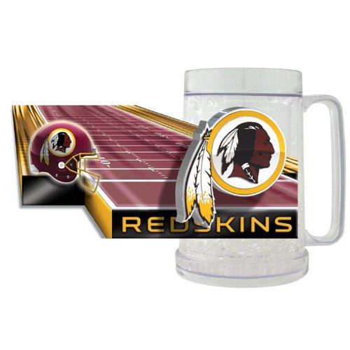 Nfl Washington Redskins 16-Ounce Freezer Mug